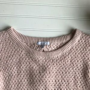 dELiA*s Sweaters - dELiA*s || Bow Back Cropped Sweater Size L